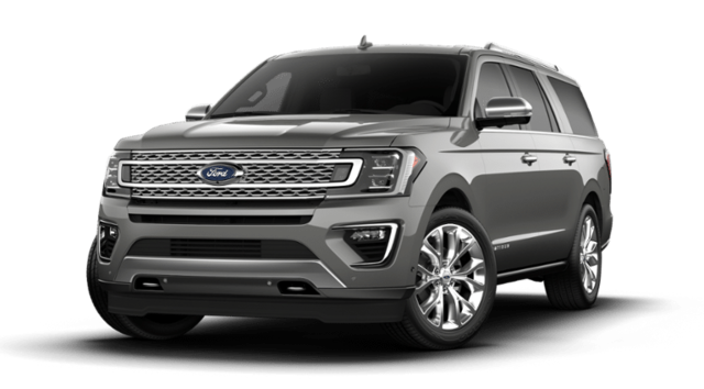 New 2019 Ford Expedition Platinum MAX SUV for sale in Darien, GA at Hodges Ford